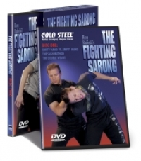 DVD Cold Steel - The Fighting Sarong antrenament, autoaparare, arte, martiale, balicki