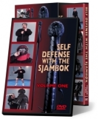 DVD Cold Steel - Self Defense with the Sjambok sjambok, tehnici, autoaparare, atac, lynn