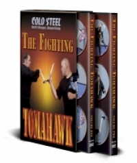 DVD Cold Steel - The Fighting Tomahawk antrenamente, autoaparare, pregatire, pregatire, fizica