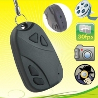 Camera Spion ascunsa in telecomanda auto + card 4GB