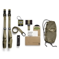 TRX Military Force Kit: Tactical T3-TRANSPORT GRATUIT  apparatus, body, corp, conditioning, machine