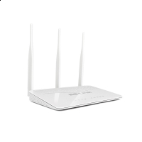 Router Wireless LB-LINK 11N 300Mbps cu 3 antene externe 5dBi (BCM5357) WA310AP
