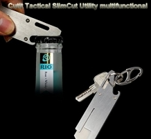 Cutit Tactical SlimCut Utility multifunctional cu desfacator de sticle si surubelnita ( EDC Multi Pocket )