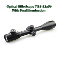 Luneta optica pentru arma TG 8-32x56 With Dual Illumination